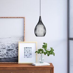 Modern Teardrop Pendant Lighting Allmodern