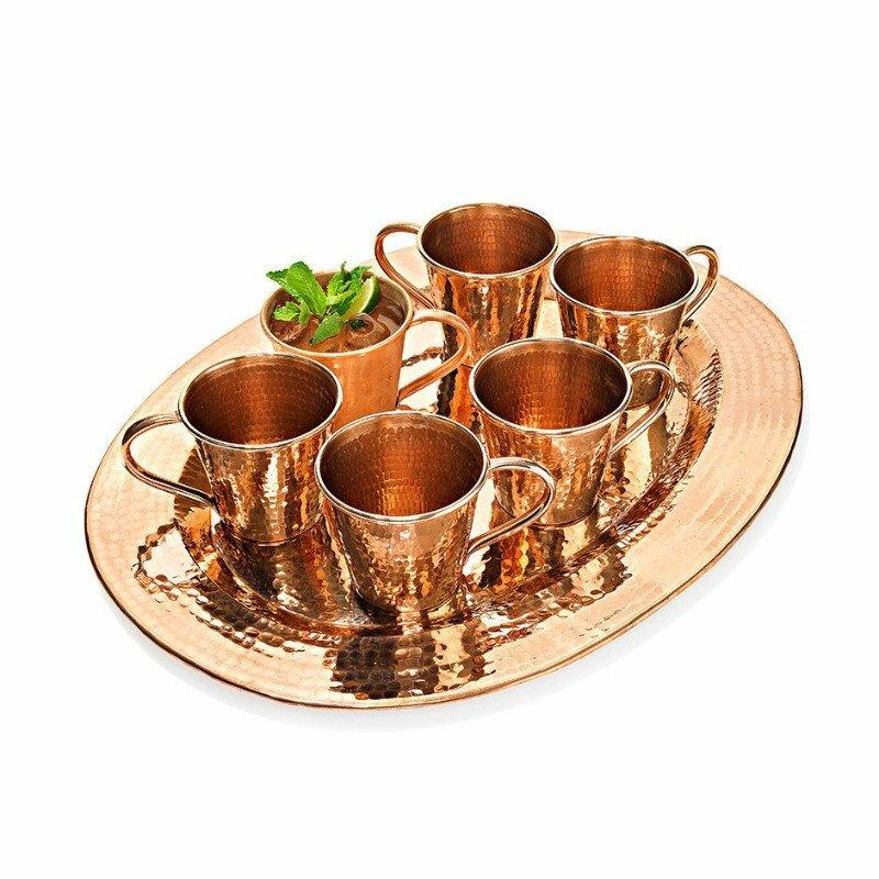 Sertodo Copper Oprah 12 Oz Copper Moscow Mule Mug Wayfair