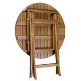 Rothsay Folding Teak Side Table