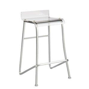acrylic counter stool