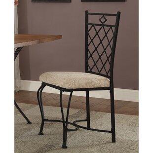 Spickard Upholstered Dining Chair by Fleur De Lis Living