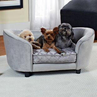 Constantine Quicksilver Dog Sofa