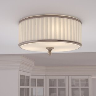 Harwinton 3-Light Flush Mount by Three Posts