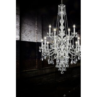Schonbek Arlington 15-Light Chandelier