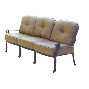 Lebanon Patio Sofa with Cushions
