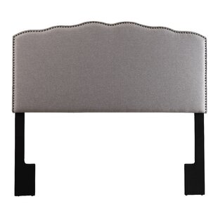 Westland Upholstered Panel Headboard by Alcott Hill