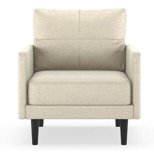 Corrigan Studio Couto Mod Velvet Armchair