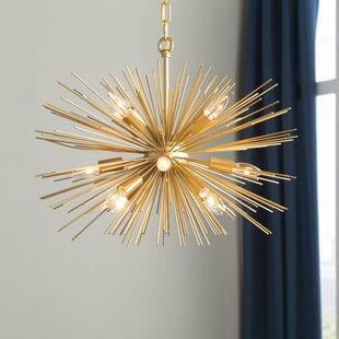 Blaise 12-Light Sputnik Ch..
