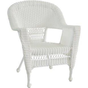 Ophelia & Co. Karan Wicker Chair