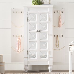 One Allium Way Plath Jewelry Armoire