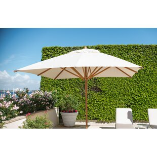 Yadira 3m Square Traditional Parasol By Freeport Park