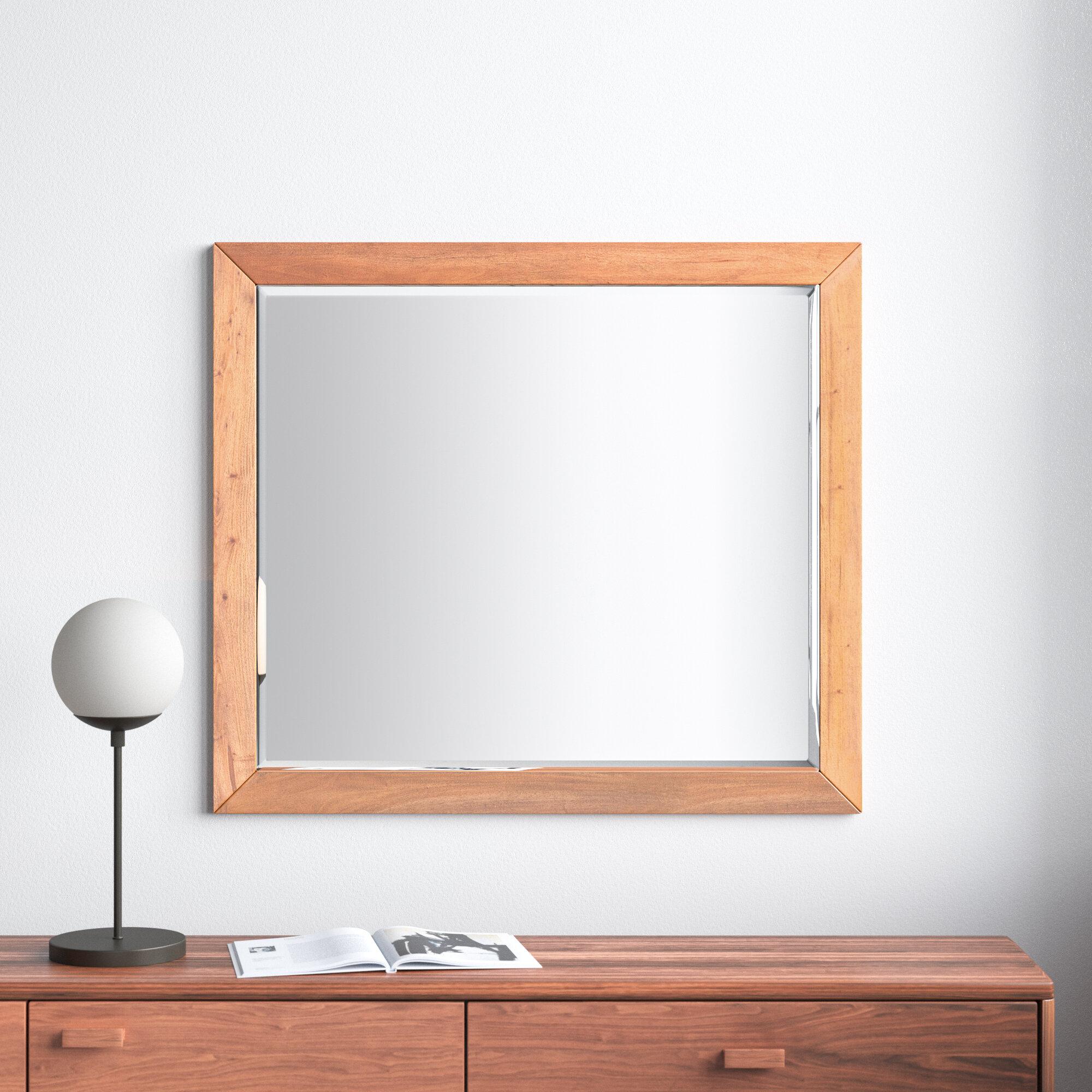 Williams Modern Contemporary Dresser Mirror Reviews Allmodern