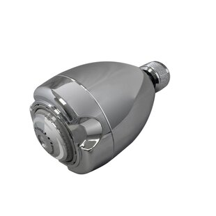 AM Conservation Group Niagara Conservation Jet Fixed Shower Head