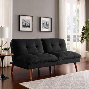 Simmons Hartford Convertible Sofa by Simmons Futons