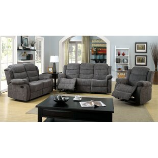Fergstein Reclining Configurable Living Room Set