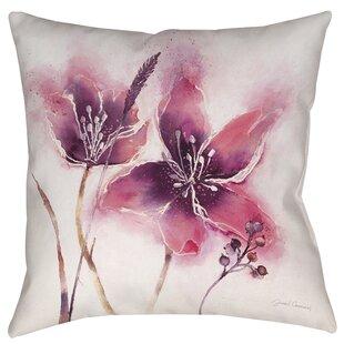 Sandberg Printed Throw Pillow