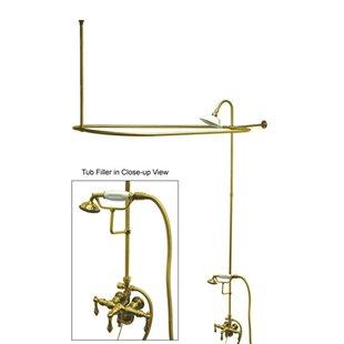 Kingston Brass Vintage Clawfoot Tub Package