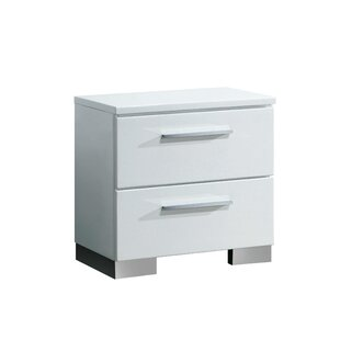 Riddick 2 Drawer Nightstand