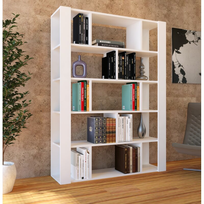 Brayden Studio Waverly Place Accent Bookcase