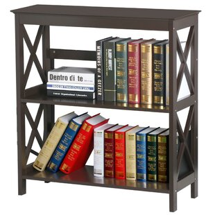 Tramel 3 Tier Storage Etagere Bookcase