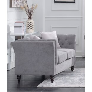 Buying Ozuna Loveseat by Canora Grey Reviews (2019) & Buyer's Guide