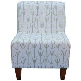 Wrought Studio Madiun Slipper Chair