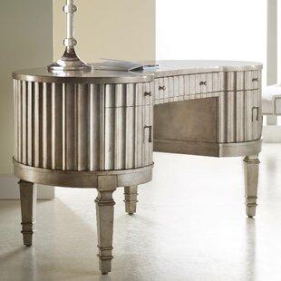 Melange Wood Executive Desk by Hooker Furniture