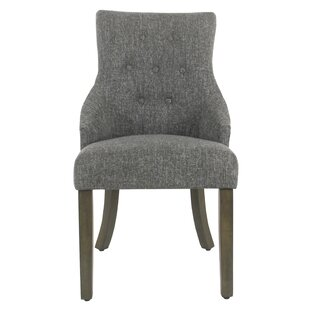 Check Prices Giglio Tufted Upholstered Dining Chair by Gracie Oaks Reviews (2019) & Buyer's Guide