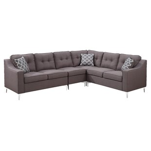 Orren Ellis Bigelow Mid Century Sectional