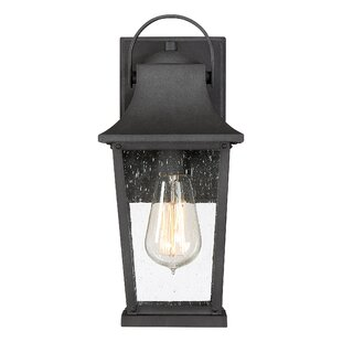 Charlton Home Endicott Outdoor Wall Lantern