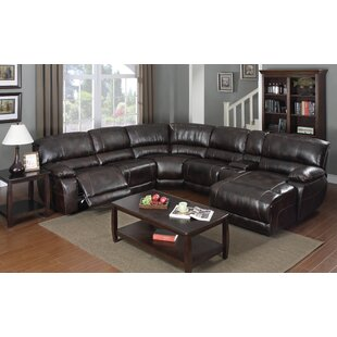 Red Barrel Studio Fenley Reclining Sectional (Set of 7)