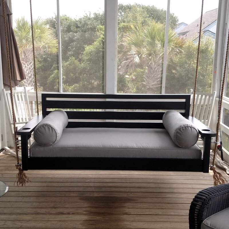 Rosecliff Heights Jacoby Porch Swing Wayfair