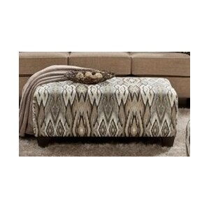 Austin Ottoman by Chelsea Home