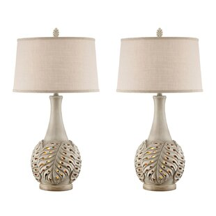 Marnie Leaf 33 Table Lamp (Set of 2)