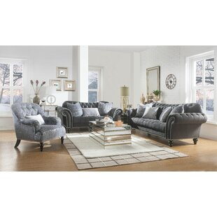 Darby Home Co Gladeview Configurable Livi..