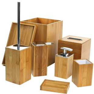 Gedy by Nameeks Potus 8-Piece Bathroom Accessory Set