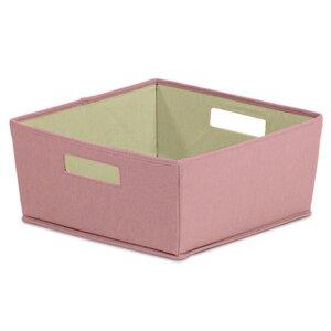 Fabric Half Storage Bin (Set of 4)