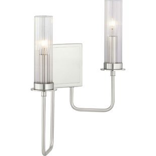 Aoife 2-Light Armed Sconce by Mercer41