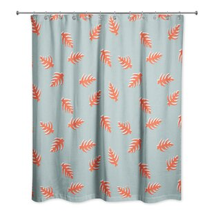 Axl Single Shower Curtain