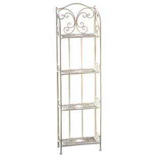 Ophelia & Co. Bellwood Metal Baker's Rack