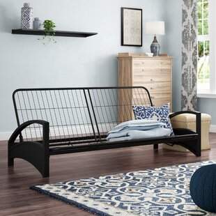 Metal Futon Frame by Latitude Run
