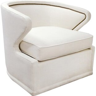 Monroe Swivel Armchair by Gabby