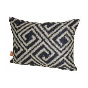 Alton Key Cotton Lumbar Pillow