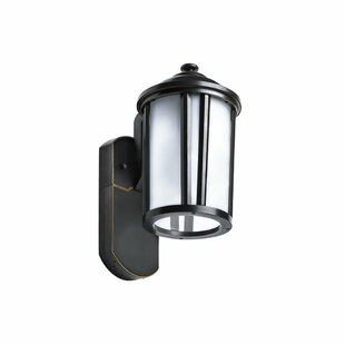 Price Check Ballera Camera-Less Traditional Companion Outdoor Wall Lantern By Darby Home Co