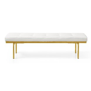 Leet Upholstered Bench