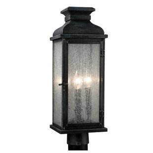 Inexpensive Hazelwood 2-Light Lantern Head By Darby Home Co