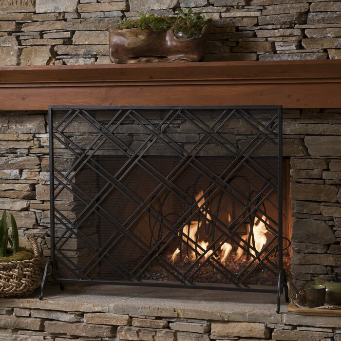 screens screen iron interior wrought vintage co fourseasontravels fireplace doors custom with made