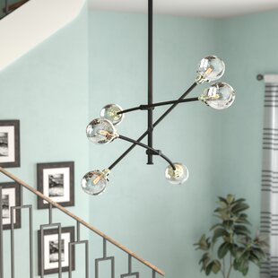 Trent Austin Design Brucie 6-Light Chandelier