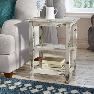 Mangum 2 Shelf End Table