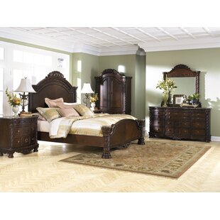 Chapell Panel Configurable Bedroom Set by Astoria Grand
